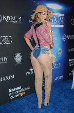 EMILY SEARS at 2017 Maxim Halloween Party in Los Angeles 10/21/2017