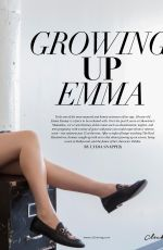 EMMA KENNEY in Cliche Magazine, October/November 2017 Issue