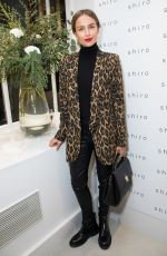 EMMA LOUISE at Shiro Launch Party in London 10/25/2017