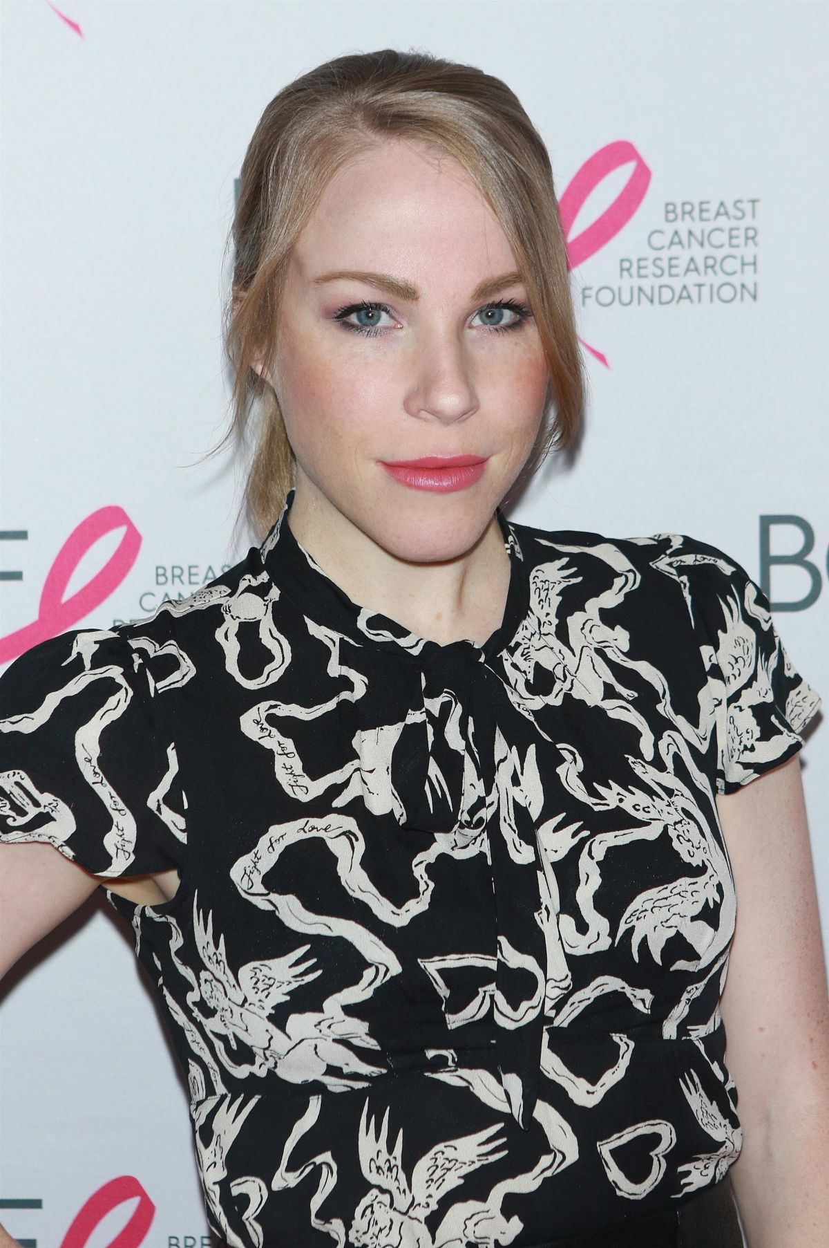 EMMA MYLES at Breast Cancer Research Foundation Symposium ...