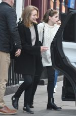 EMMA WATSON Out and About in London 10/21/2017