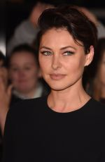 EMMA WILLIS at The Voice Photocall in Manchester 10/17/2017