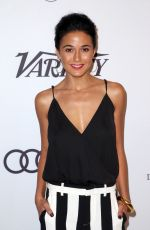 EMMANUELLE CHRIQUI at Variety Power of Women Luncheon in Beverly Hills 10/13/2017