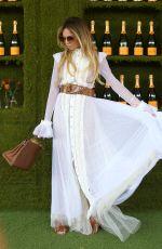 ERICA PELOSINI at 8th Annual Veuve Clicquot Polo Classic in Los Angeles 10/14/2017