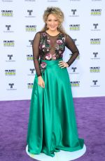 ERIKA ENDER at 2017 Latin American Music Awards in Hollywood 10/26/2017