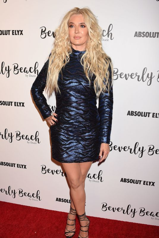 ERIKA JAYNE at Dorit Kemsley Hosts Preview Event for Beverly Beach by Dorit in Culver City 10/21/2017