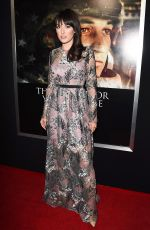 ERIN DARKE at Thank You for Your Service Premiere in LLos Angeles 10/23/2017