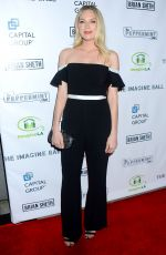 ERIN FOSTER at Imagine Ball in Los Angeles 10/12/2017