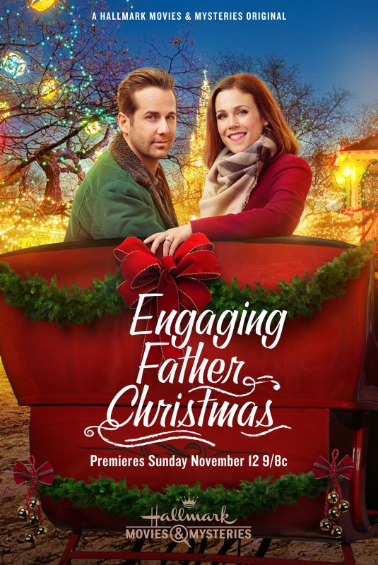 ERIN KRAKOW - Engaging Father Christmas, 2017 Promos