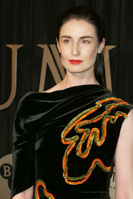ERIN O'CONNOR at BFI Luminous Fundraiser in London 10/03/2017