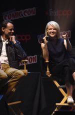 ERIN RICHARDS at Gotham Panel at New York Comic-con 10/08/2017