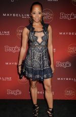 ESSENCE ATKINS at People's Ones to Watch Party in Los Angeles 10/04/2017