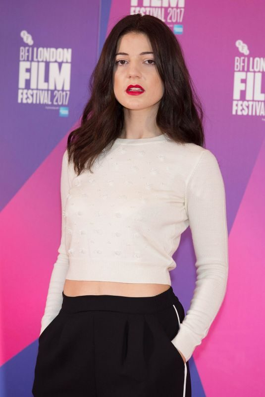 ESTHER GARREL at Call Me by Your Name Photocall at BFI London Film Festival 10/09/2017
