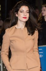 ESTHER GARREL at Call Me by Your Name Premiere at BFI London Film Festival 10/09/2017