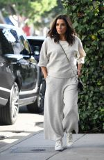 EVA LONGORIA Out and About in Beverly Hills 10/08/2017