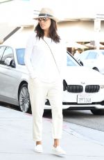 EVA LONGORIA Out for Lunch at E Baldi in Beverly Hills 10/03/2017