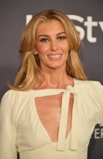 FAITH HILL at 2017 Instyle Awards in Los Angeles 10/23/2017