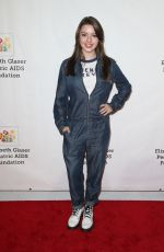 FATIMA PTACEK at 28th Annual A Time for Heroes Family Festival in Culver City 10/29/2017