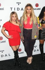 FIFTH HARMONY at Tidal X: Brooklyn' Benefit Concert in New York 10/17/2017