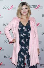 FRANCESCA CURRAN at Breast Cancer Research Foundation Symposium and Awards Luncheon in New York 10/19/2017