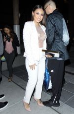 FRANCIA RAISA Arrives at People's Ones to Watch Party in Los Angeles 10/04/2017