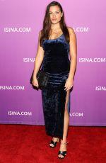 GABRIELA LOPEZ at Isina Global Gala in Los Angeles 10/10/2017