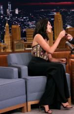 GAL GADOT at Tonight Show Starring Jimmy Fallon in New York 10/05/2017