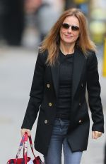 GERI HALLIWELL Out and About in London 10/03/2017