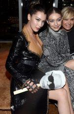 GIGI HADID at V Magazine Dinner in Honor of Karl Lagerfeld in New York 10/23/2017