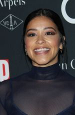 GINA RODRIGUEZ at L.A. Dance Project's Annual Gala in Los Angeles 10/07/2017
