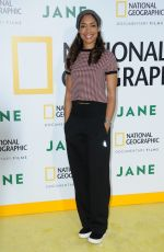 GINA TORRES at Jane Premiere in Hollywood 10/09/2017