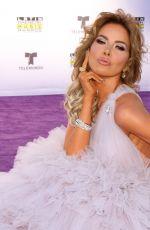 GLORIA TREVI at 2017 Latin American Music Awards in Hollywood 10/26/2017