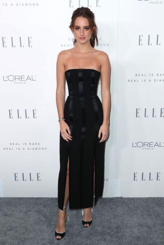 GRACE VAN PATTEN at Elle Women in Hollywood Awards in Los Angeles 10/16/2017