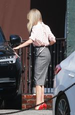 GWYNETH PALTROW Leaves Her Office in Santa Monica 10/13/2017