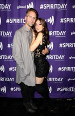 HAILEE STEINFELD at Justin Tranter and Glaad Present Believer Spirit Day Concert in Los Angeles 01/18/2017