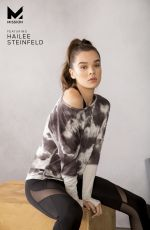 HAILEE STEINFELD for Mission Activewear, Fall 2017 Collection