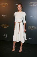 HANNAH FERGUSON at Vogue Party at Paris Fashion Week 10/01/2017