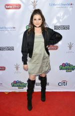 HANNAH ZEILE at TJ Martell Foundation Family Day in Los Angeles 10/07/2017