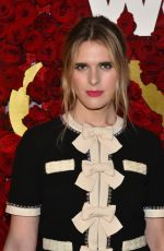 HARI NEF at 2017 WWD Honors in New York 10/24/2017