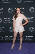 HAYLEY ORRANTIA at The Goldbergs 100th Episode Celebration in Beverly Hills 10/17/2017