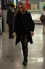 HEATHER GRAHAM at JFK Airport in New York 10/12/2017