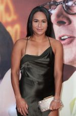 HEATHER WATSON at Battle of the Sexes Premiere at 61st BFI London Film Festival 10/07/2017