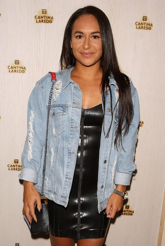 HEATHER WATSON at Great Eight Guacamoles Launch Party in London 10/11/2017