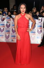 HEATHER WATSON at Pride of Britain Awards 2017 in London 10/30/2017