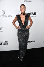 HEIDI KLUM at Amfar Inspiration Gala in Los Angeles 10/13/2017