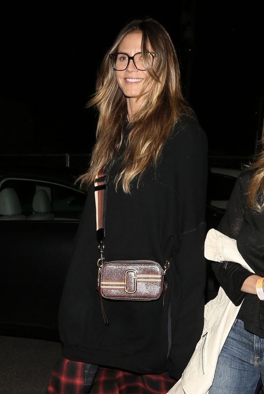 HEIDI KLUM at Janet Jackson State of the World Tour in Hollywood 10/08/2017
