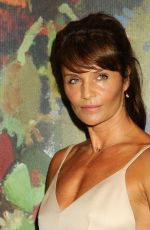 HELENA CHRISTENSEN at Take Home a Nude Annual Auction and Dinner in New York 10/11/2017