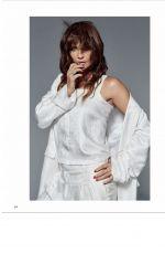 HELENA CHRISTENSEN for Harper's Bazaar Magazine, Spain November 2017