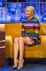 HOLLY WILLOGHBY at Jonathan Ross Show in London 09/27/2017