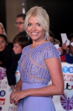 HOLLY WILLOUGHBY at Pride of Britain Awards 2017 in London 10/30/2017